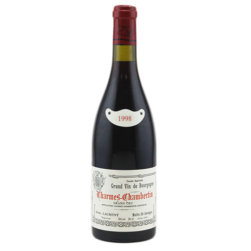 1998 Charmes Chambertin Dominique Laurent