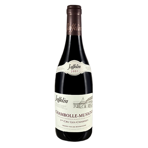 2001 Chambolle Musigny 1er Cru Les Charmes-Jaffelin